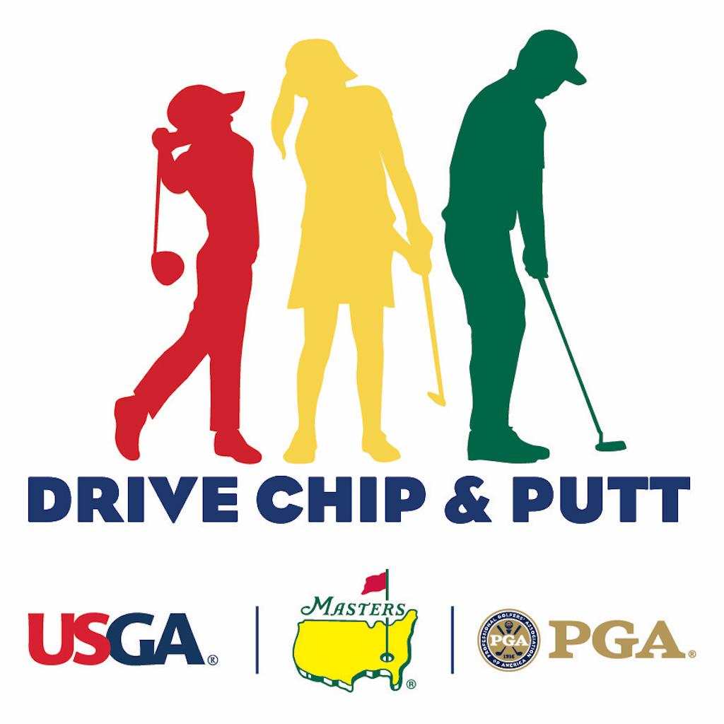 Drive, Chip and Putt Championship Logo