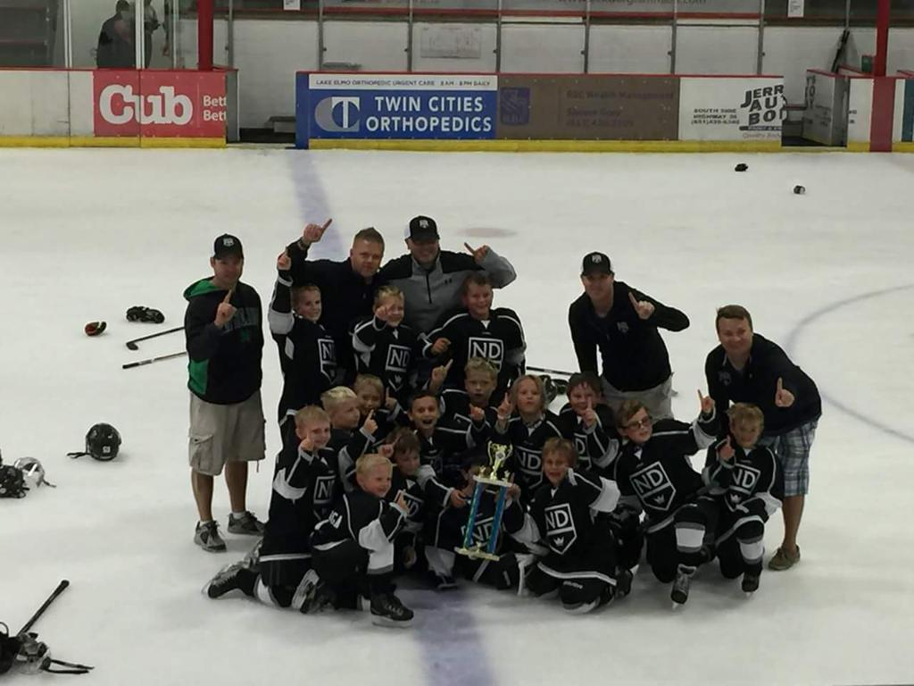 2016 Combat Cup Champions - 2007 Division, Stillwater, MN