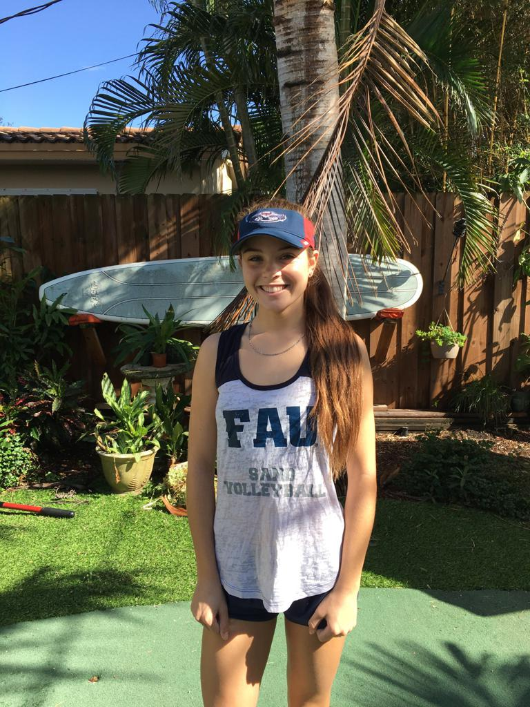 Nieya Pelski - Florida Atlantic University