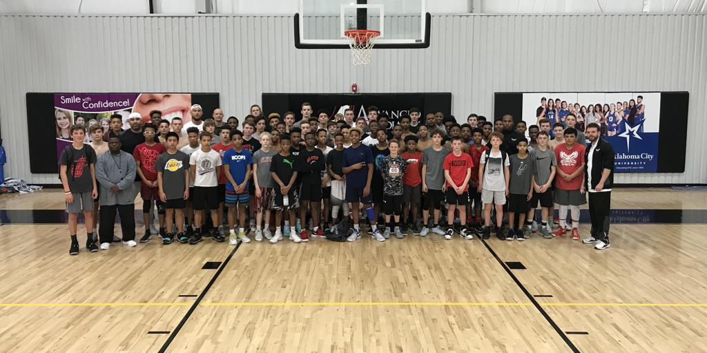 2018 Team Griffin Middle School Tryouts
