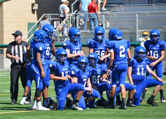 Bothell Cougar Junior Football Association