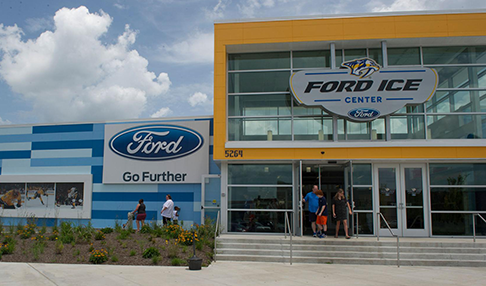 Ford Ice Arena Antioch