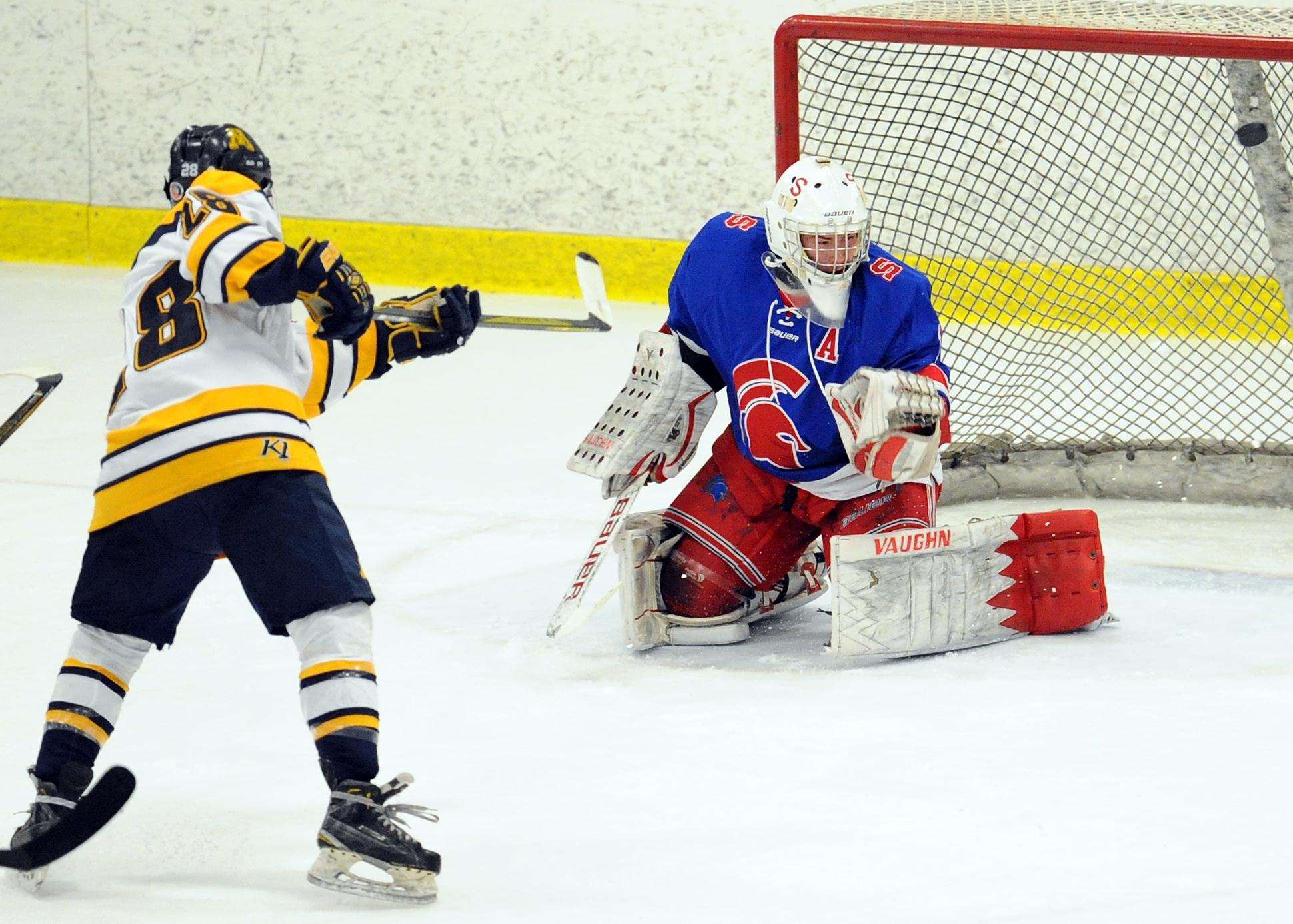 MN H.S.: Mahtomedi Surges Past Simley, Grabs State Berth