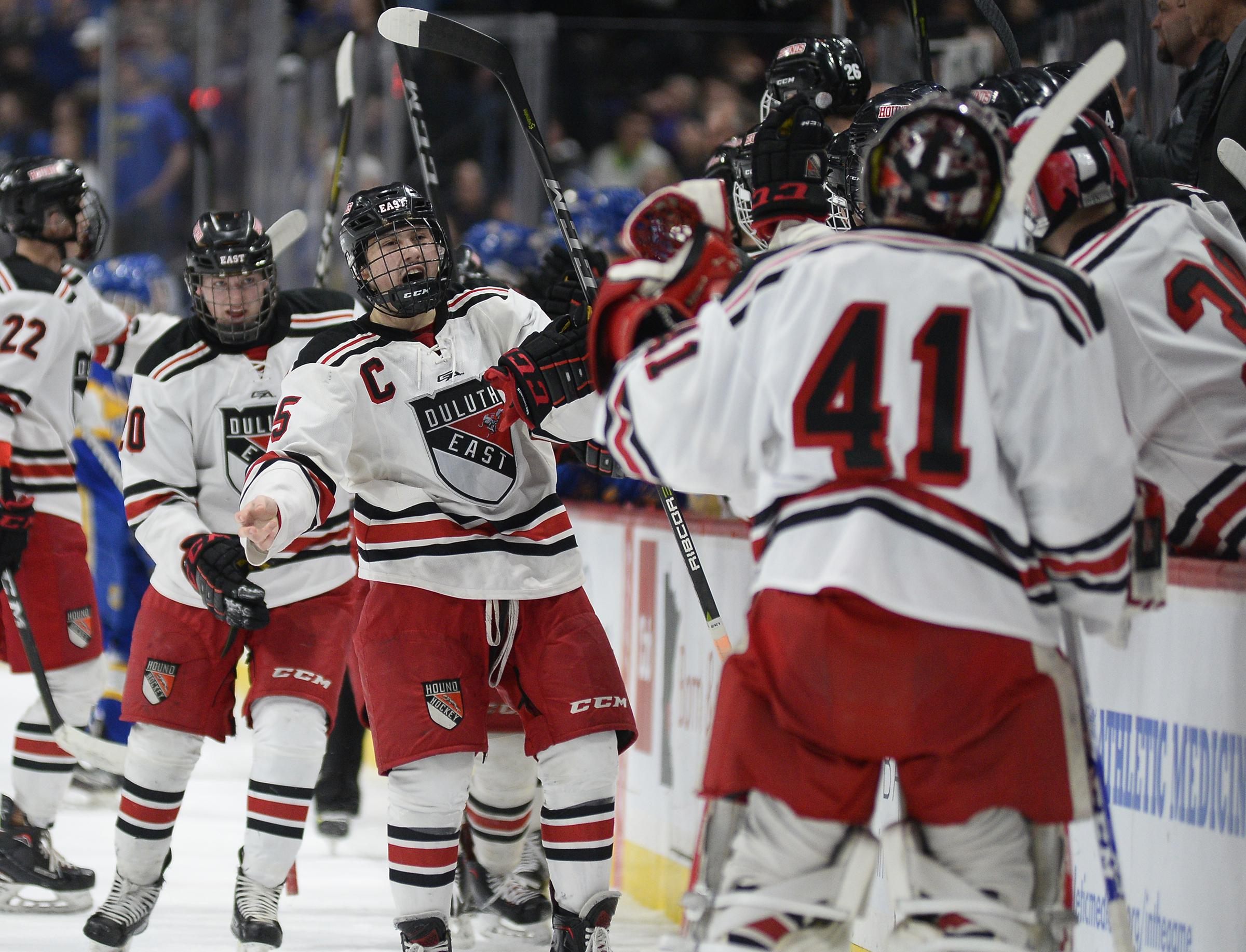 MN H.S.: Worth His Weight In Goals