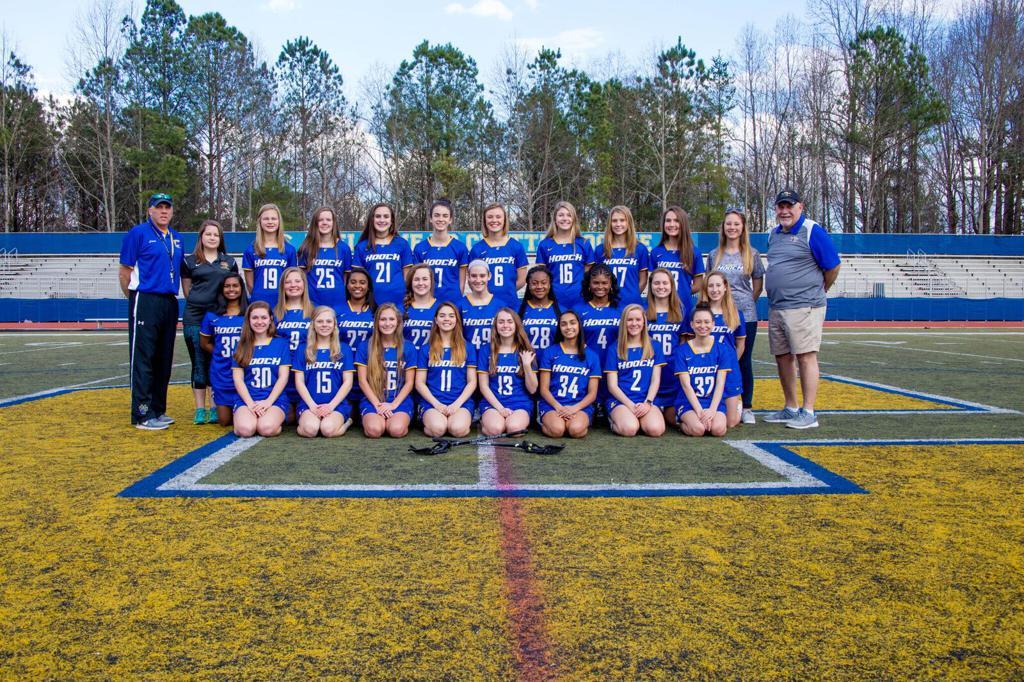 Chattahoochee Cougars Girls Varsity Lacrosse Spring 2018