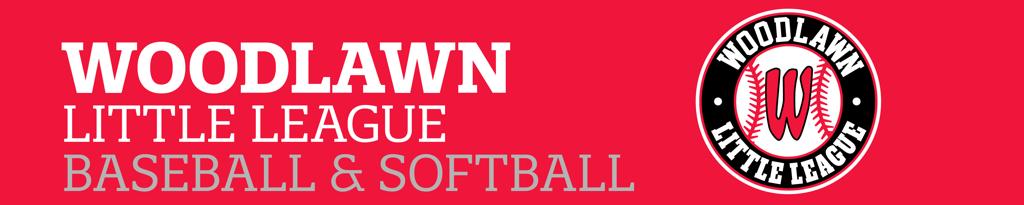 Woodlawn Little League Baseball and Softball
