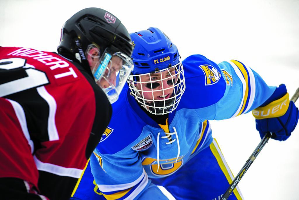 MN H.S.: State Of Hockey Spotlight - St. Cloud