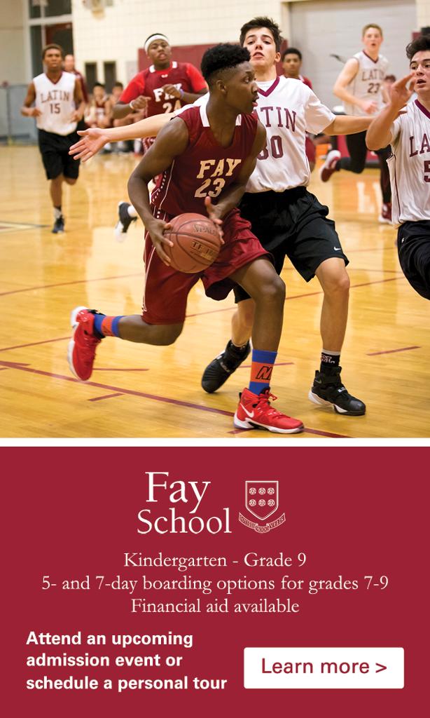 New England AAU Basketball