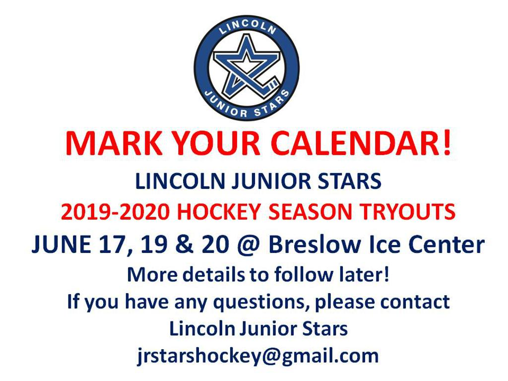 2019-2020 Tryouts Information