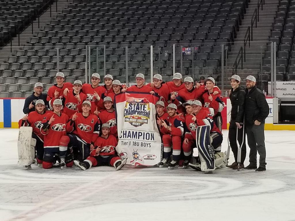 Rampage 18U AAA State Champions