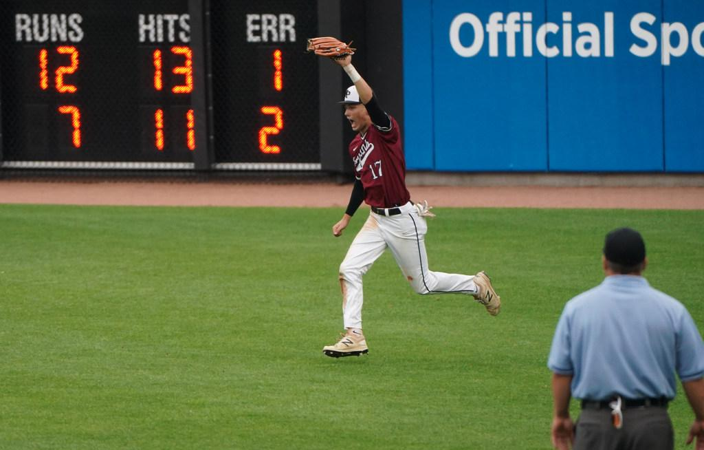 Unseeded New Prague reaches 4A championship game with 12-7