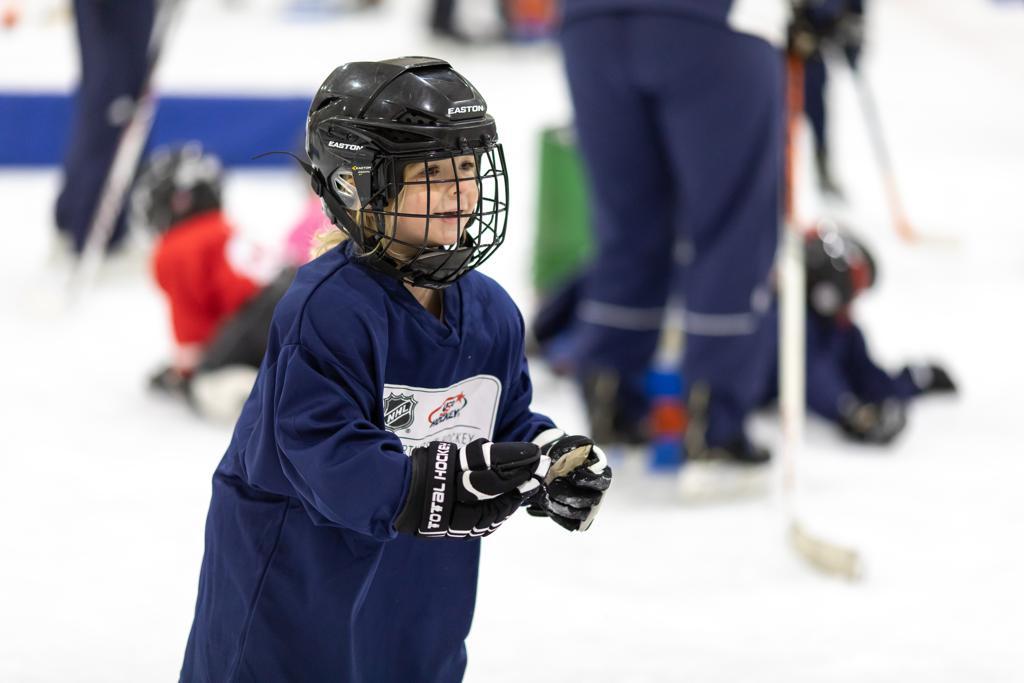 Beginner Hockey Colorado Springs