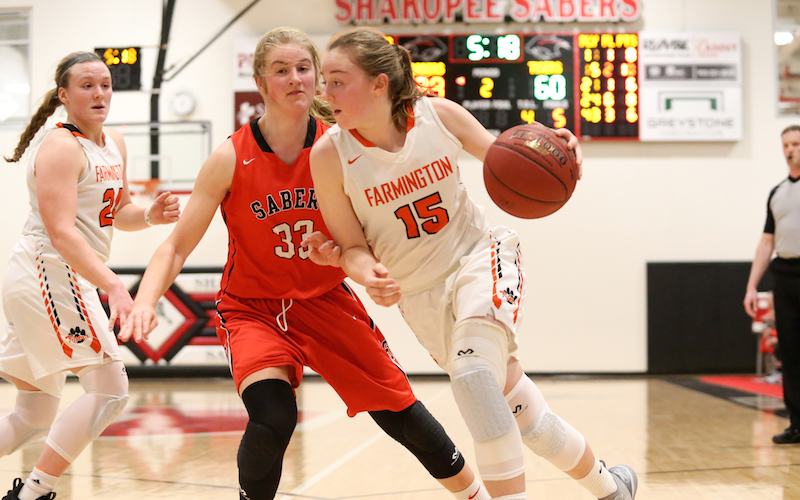 Farmington will get its South Suburban Conference schedule rocking on Tuesday with a road matchup against Shakopee. Photo by Cheryl Myers, SportsEngine