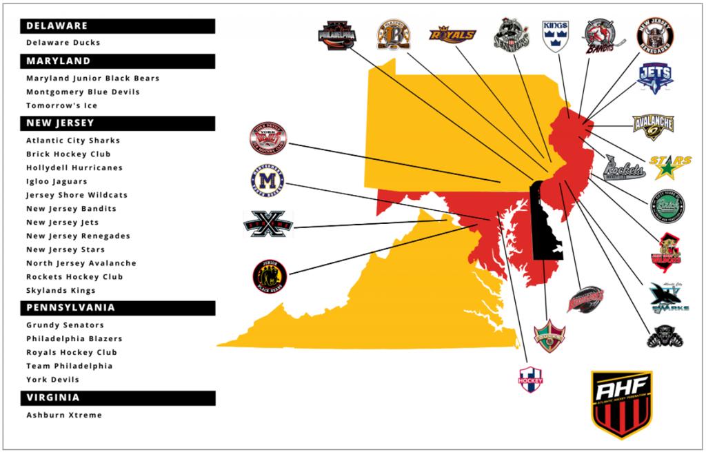 New Atlantic Hockey Federation League