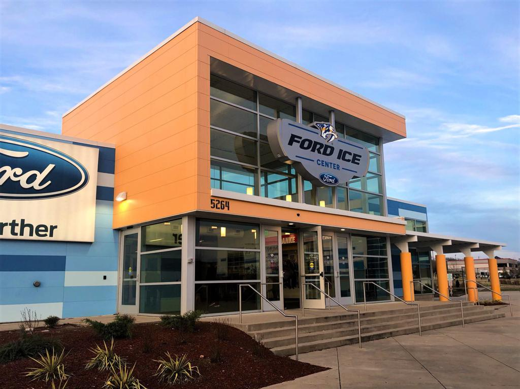Ford Ice Center - Antioch