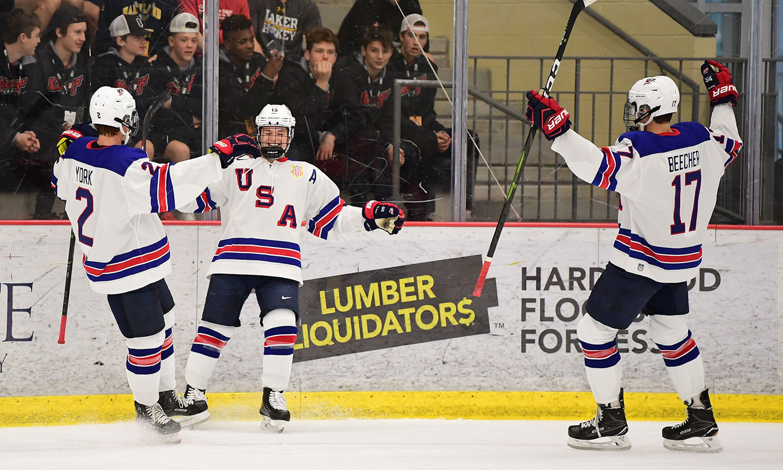 USHL: 2018 Dick's Sporting Goods USHL Fall Classic Sunday Recap