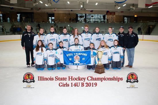 Central Illinois Girls Hockey Association Inc Nfp