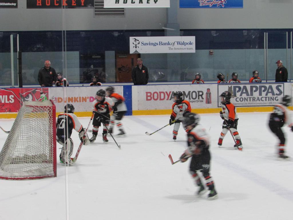 Mite Hockey