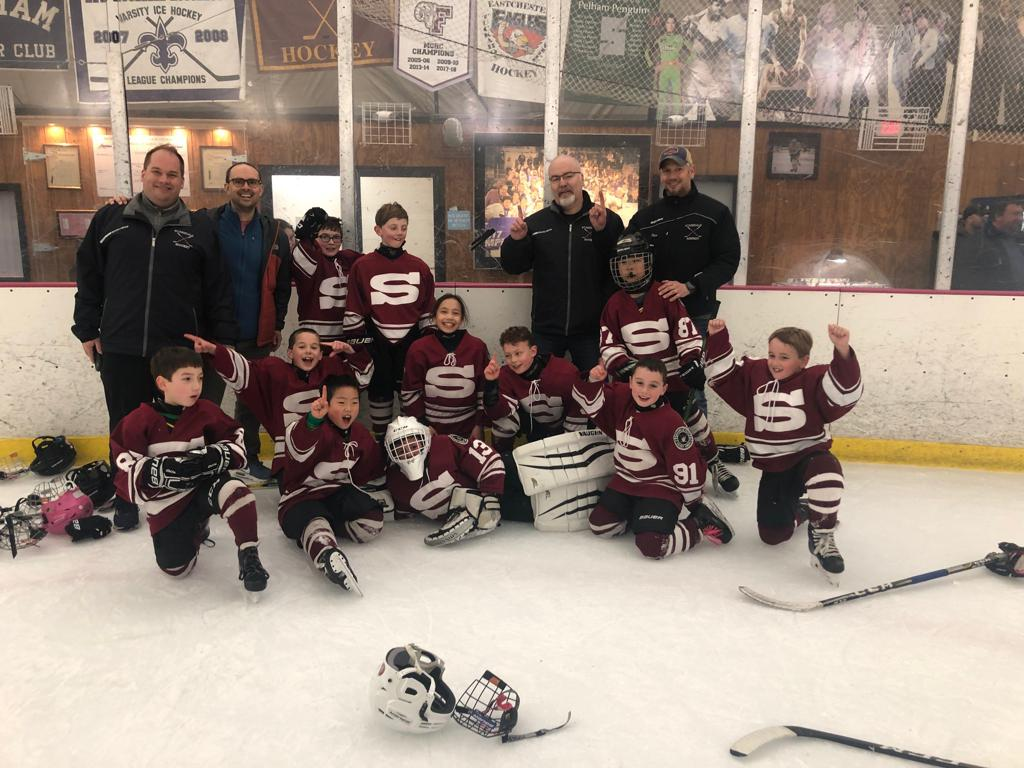 2019 Mite A - St Patrick's Day Slammer Tournament