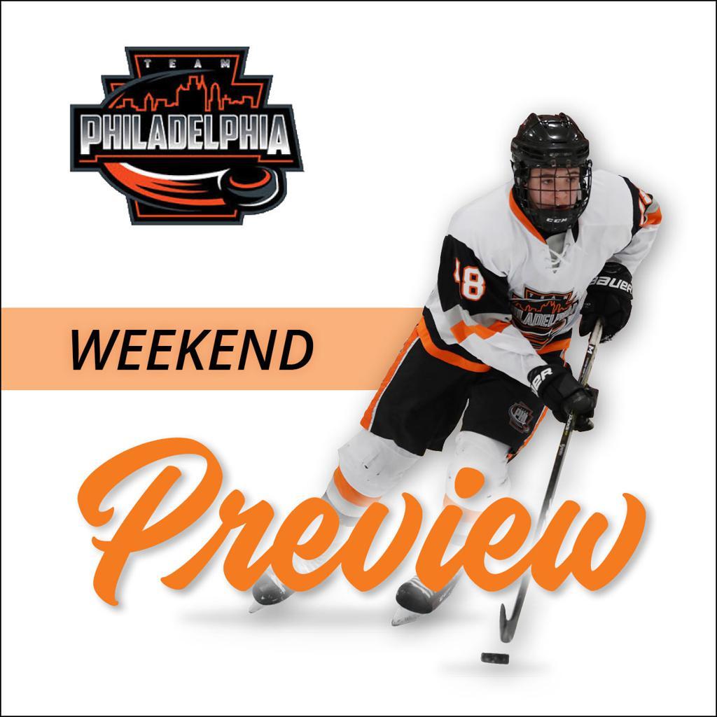 Team Philadelphia Weekend Preview – September 13 – 15, 2019