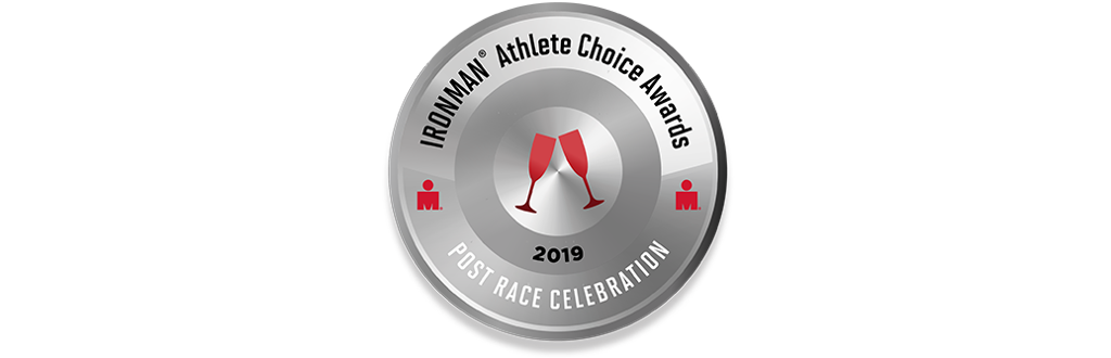 IRONMAN 70.3 South Africa Athlete Choice Award 2019