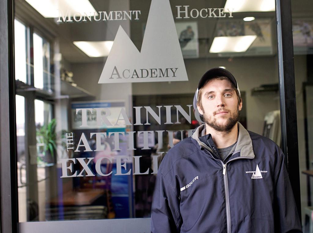 George Pagonis Hockey Colorado