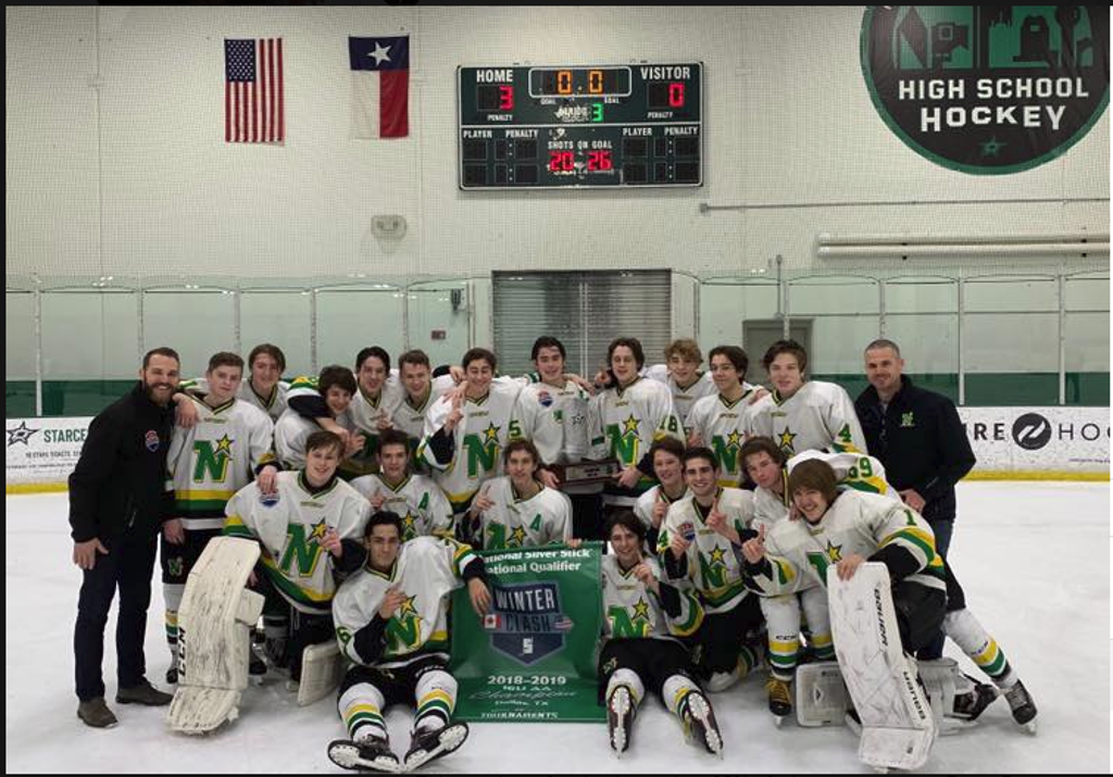 16u AA Winter Clash Champions - Silver Stick Qualifier '18
