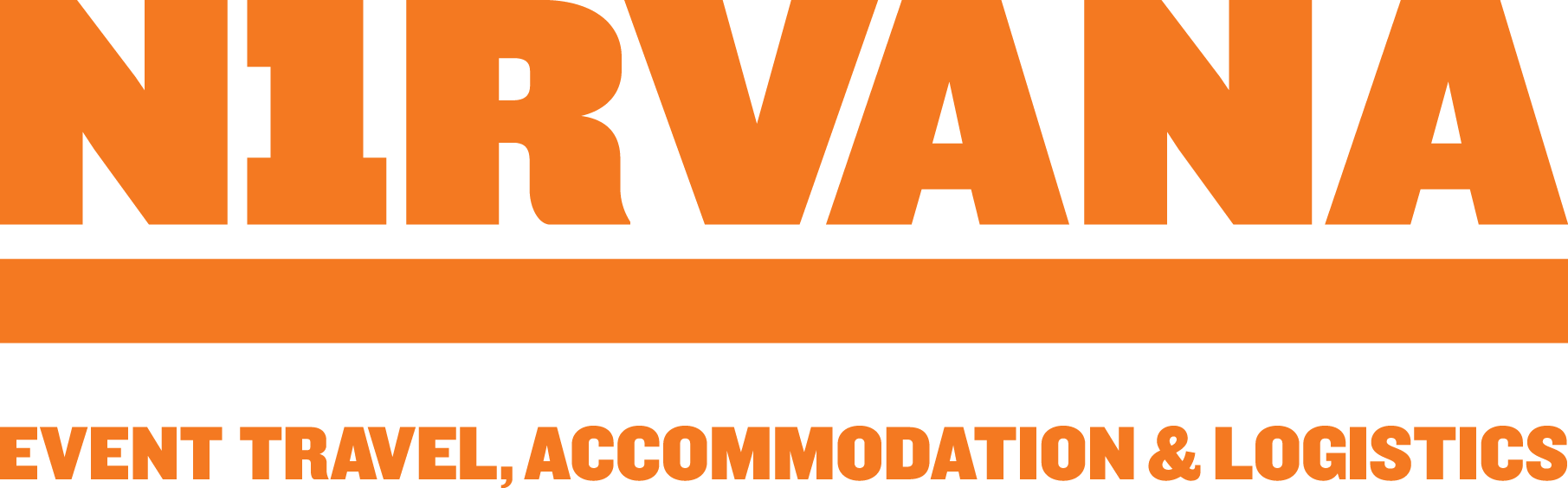 Nirvana evenemangsresor, logi och logistikpartner logo
