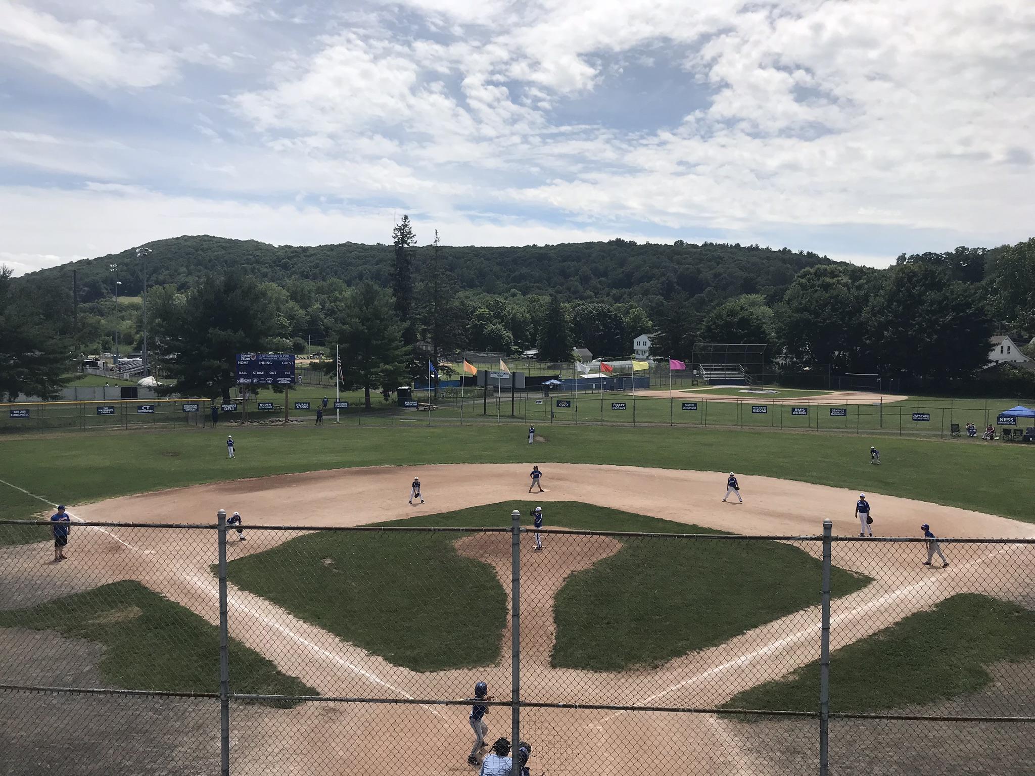 Field 1, Summer 2018 - Danbury 9U vs Norwalk 9U