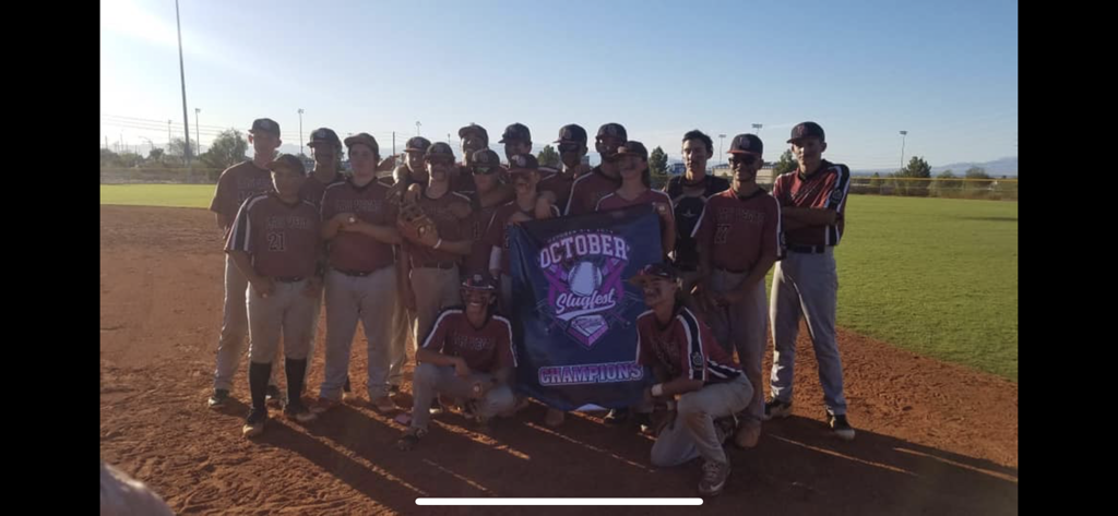 Congrats to our 16U team! October Slugfest Champions !