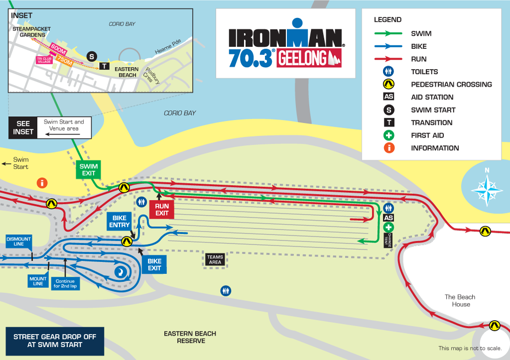 70.3 Geelong Transition