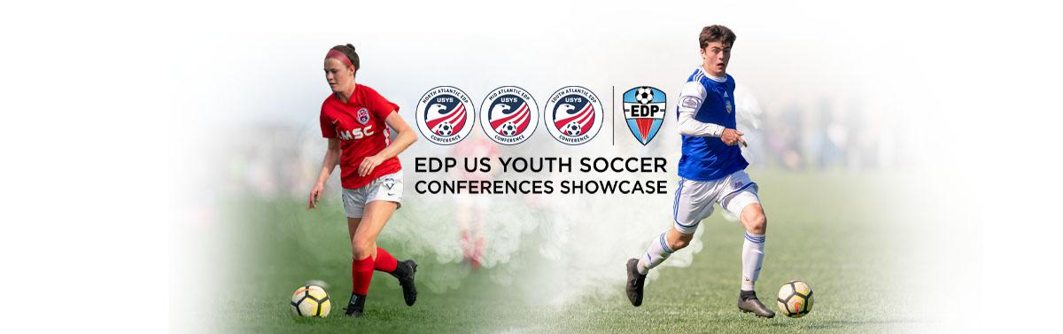 EDP US Youth Soccer Conferences Showcase 2020