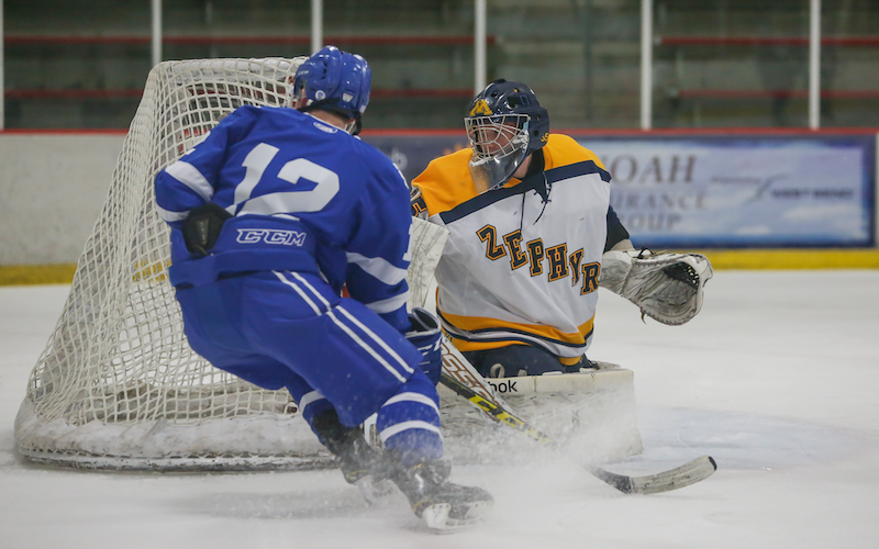 Mahtomedi, ranked No. 3 in the Class 1A state coaches' poll, hosts a St. Thomas Academy team that's been ranked much of the year but has fallen out recently and is looking to get back in. Photo by Mark Hvidsten, SportsEngine