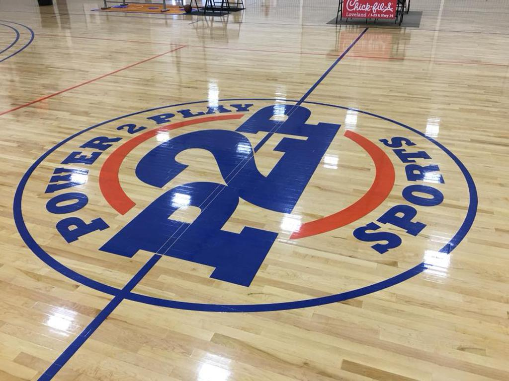 P2P Sports Event Center Center Court