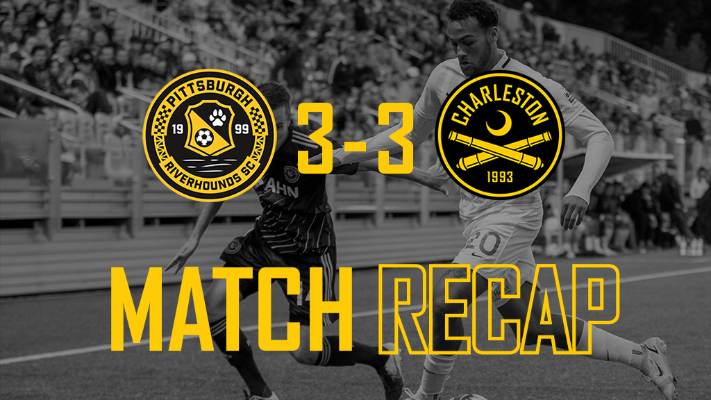 Battery fight for 3-3 draw with Pittsburgh