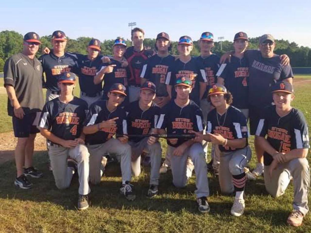 Storm-Brigade Baseball, 2019 OPS South Coast Summer Slam 16u Champions