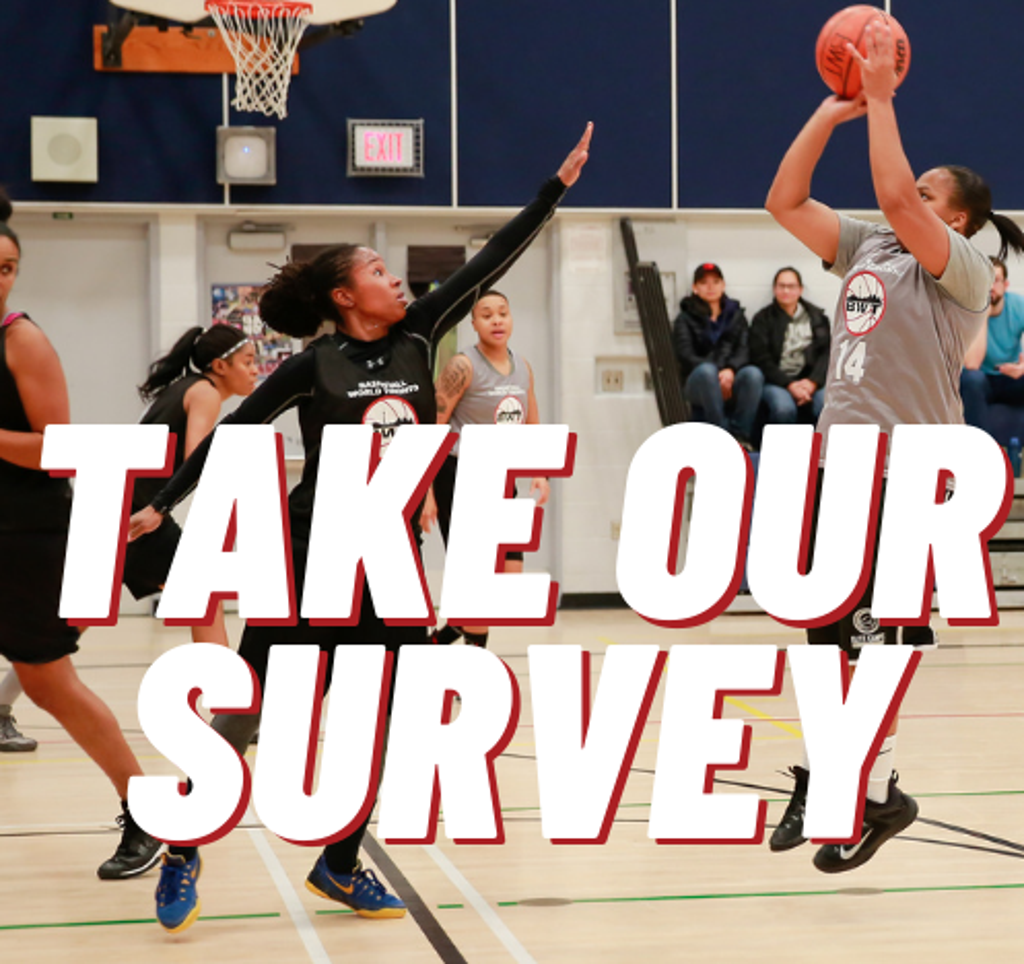 Take Our Women's Adult Program Survey