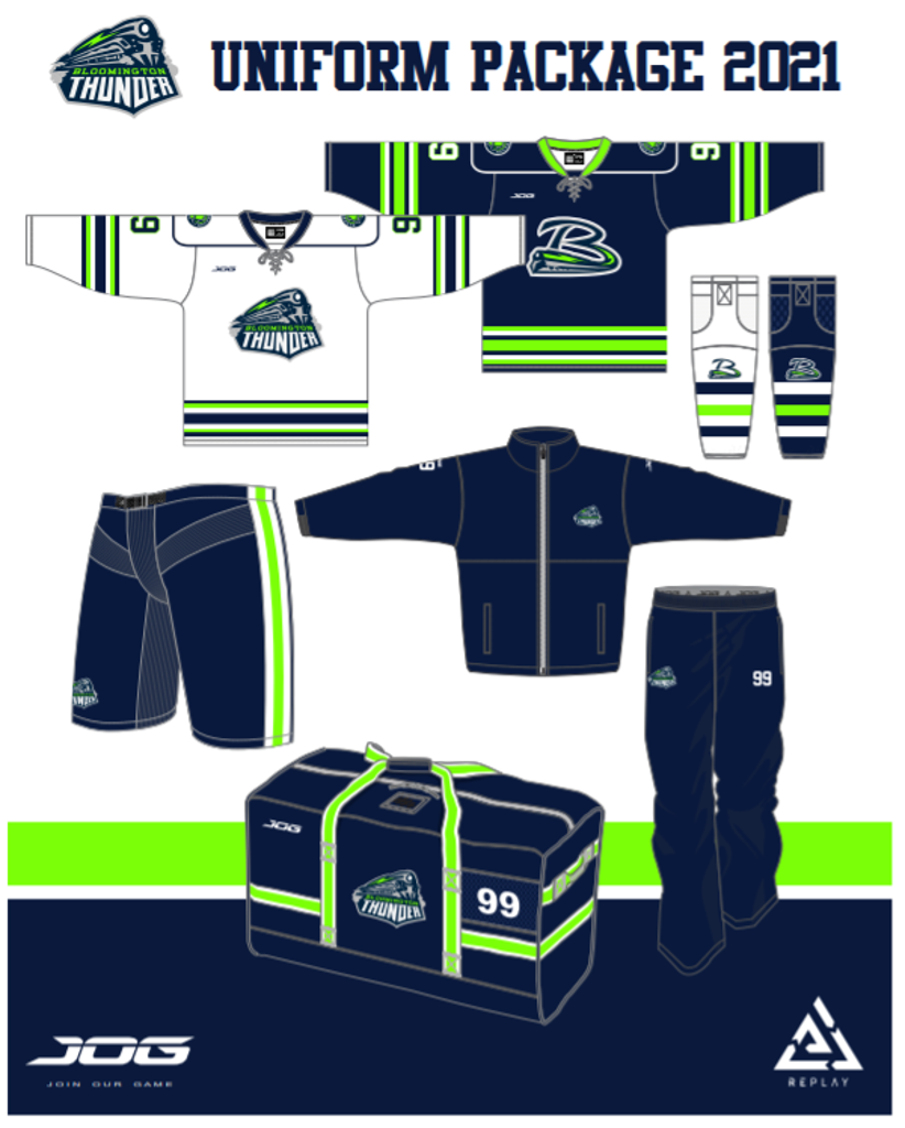 Uniform and Spirit Wear Ordering Links are LIVE!