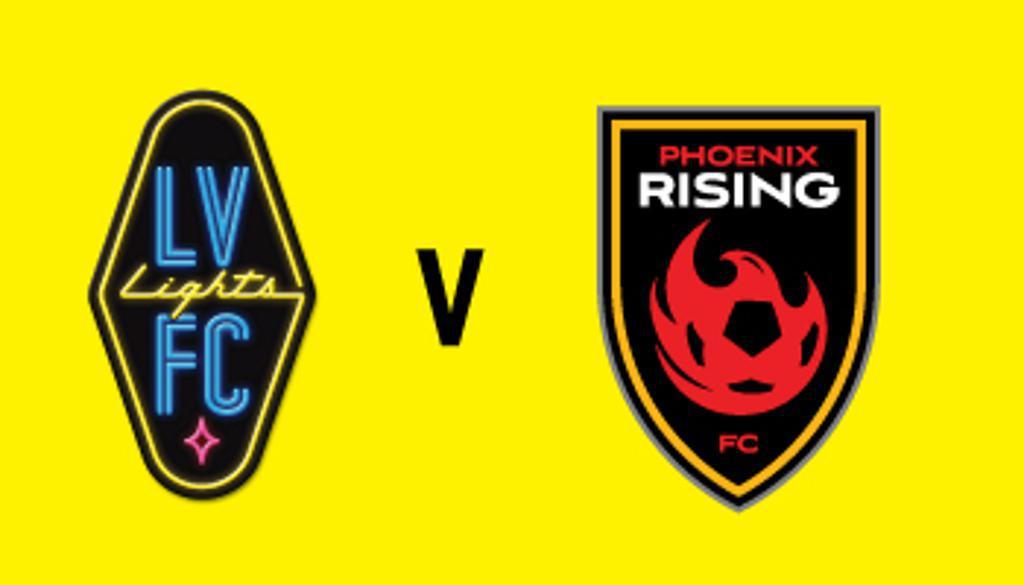 Lights FC v Phoenix Rising FC