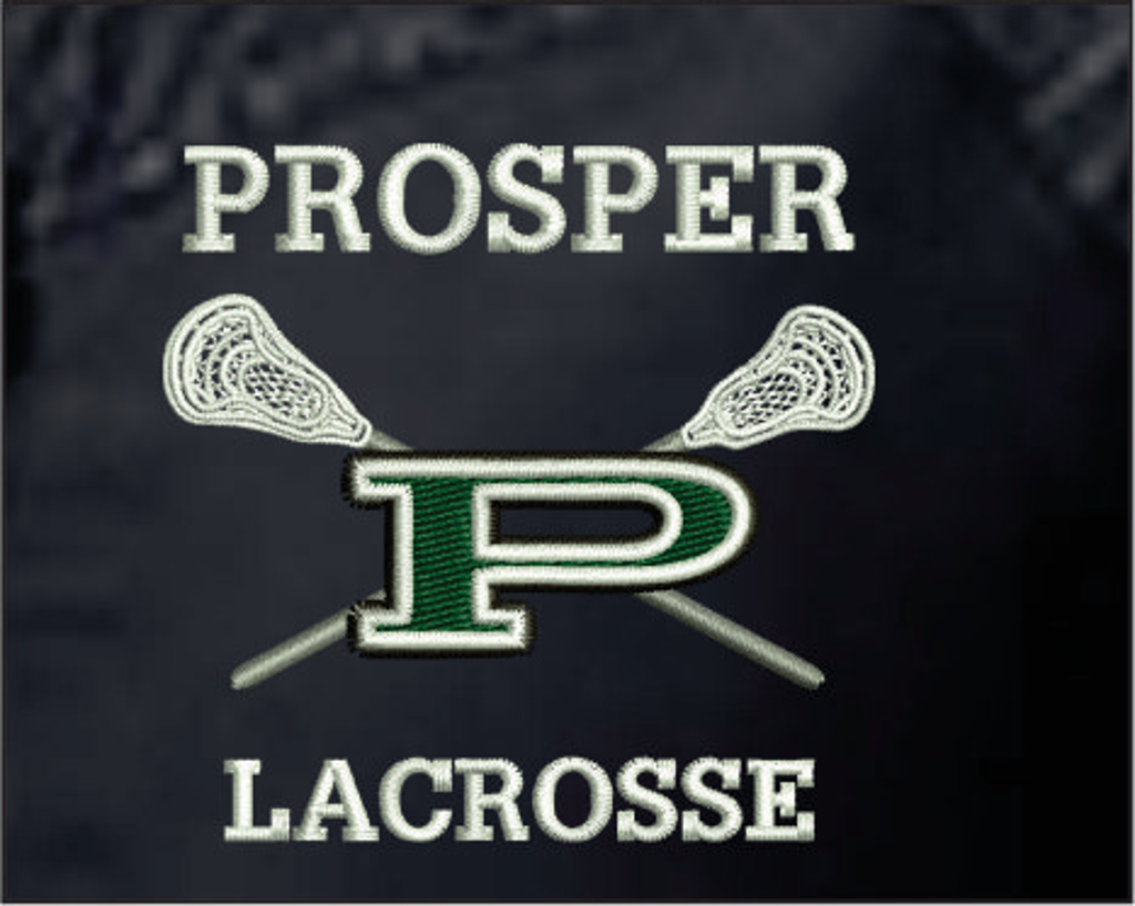 Prosper Prosper yes we are, we came to play we're here to stay....GO Prosper!