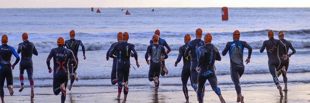 And they're off at IRONMAN Mar del Plata!