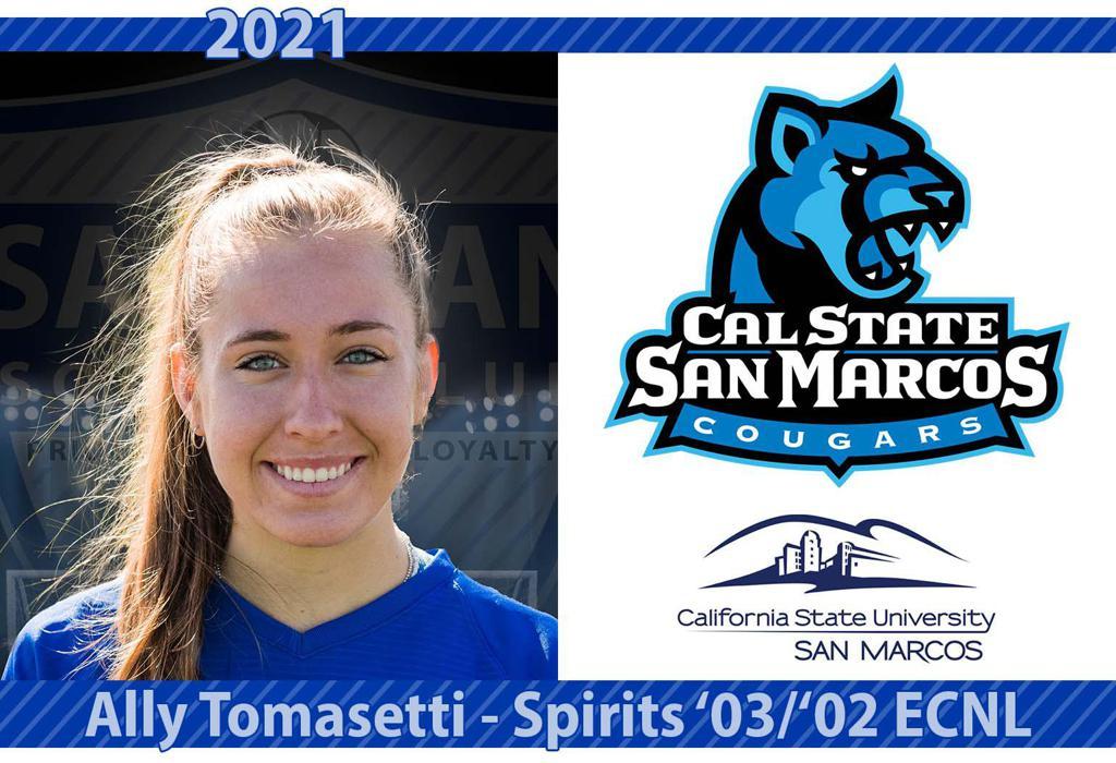 Ally Tomasetti