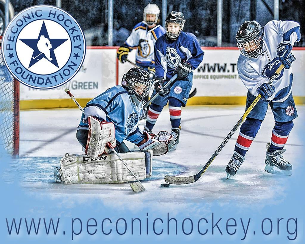 Join the Peconic Hockey Foundation