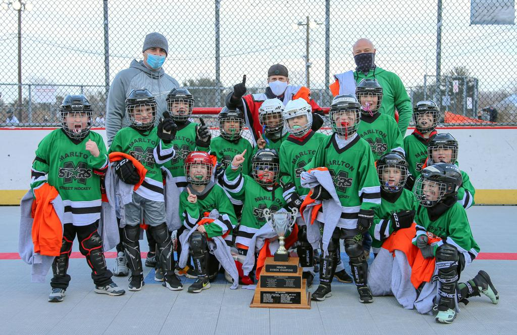 Penguin Stanley Cup Champions- Coach Melamed's Stars