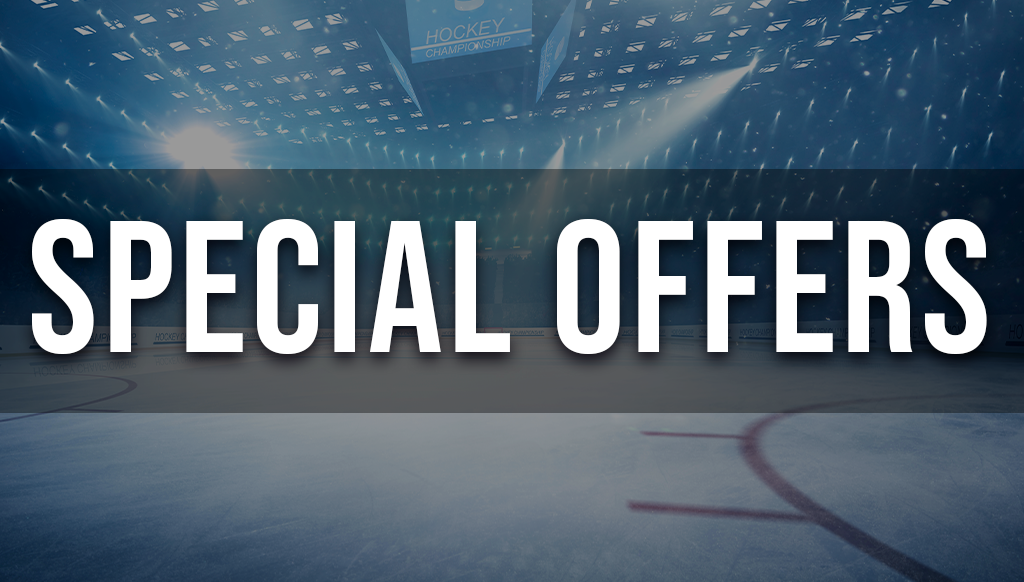 special ticket offers