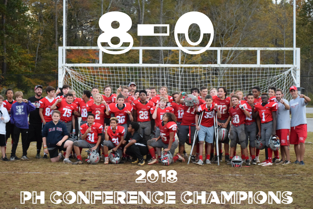 2018 Conference Champs