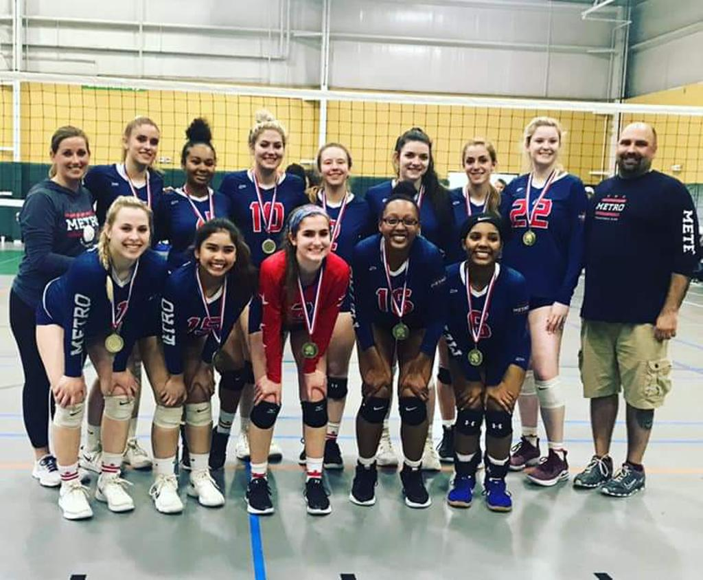 Metro Volleyball Club of DC