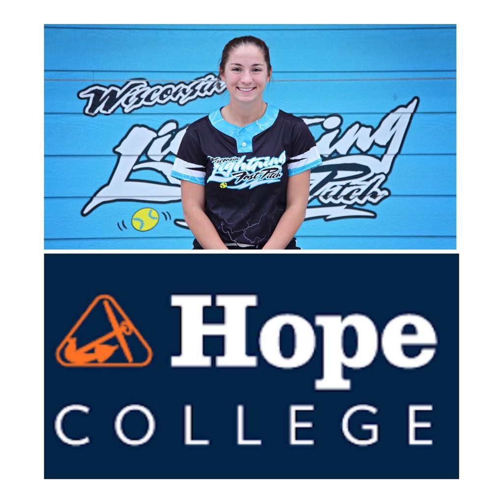 Verbally commits to the Hope College