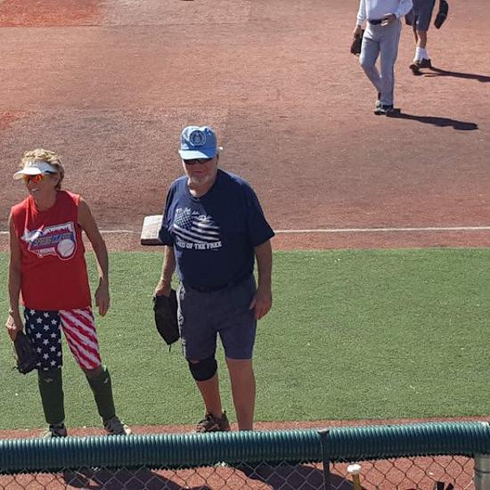 Las Vegas Senior Softball Association