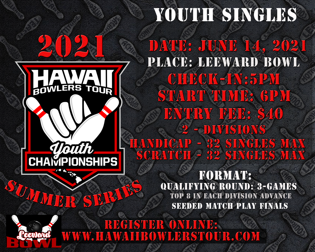 2021 HBT Summer Series Youth SINGLES Event